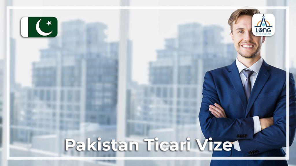 Ticari Vize Pakistan