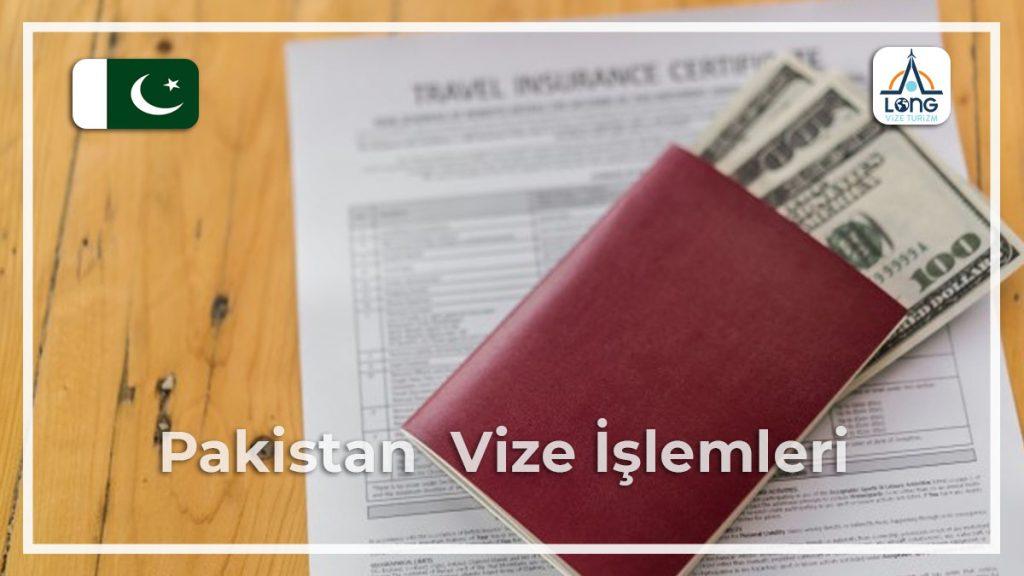 Vize İşlemleri Pakistan