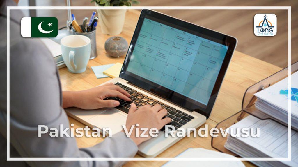 Vize Randevusu Pakistan
