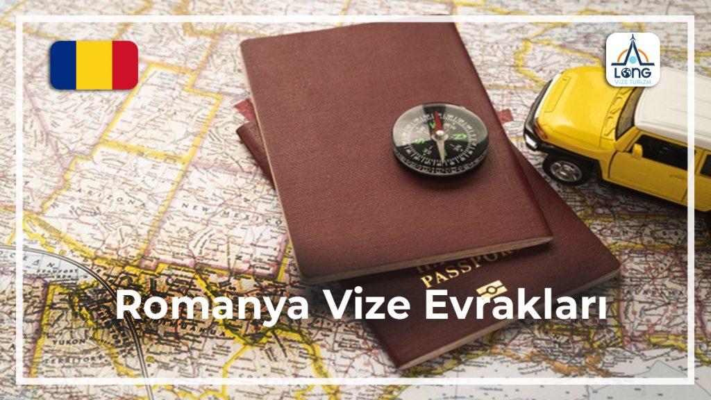 Vize Evrakları Romanya