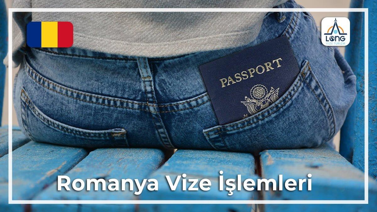 Romanya Vize Şartları