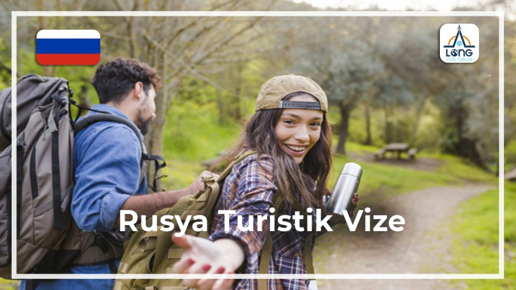 Turistik Vize Rusya