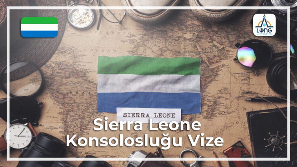Konsolosluğu Vize Sierra Leone
