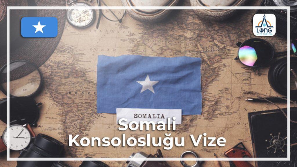 Konsolosluğu Vize Somali
