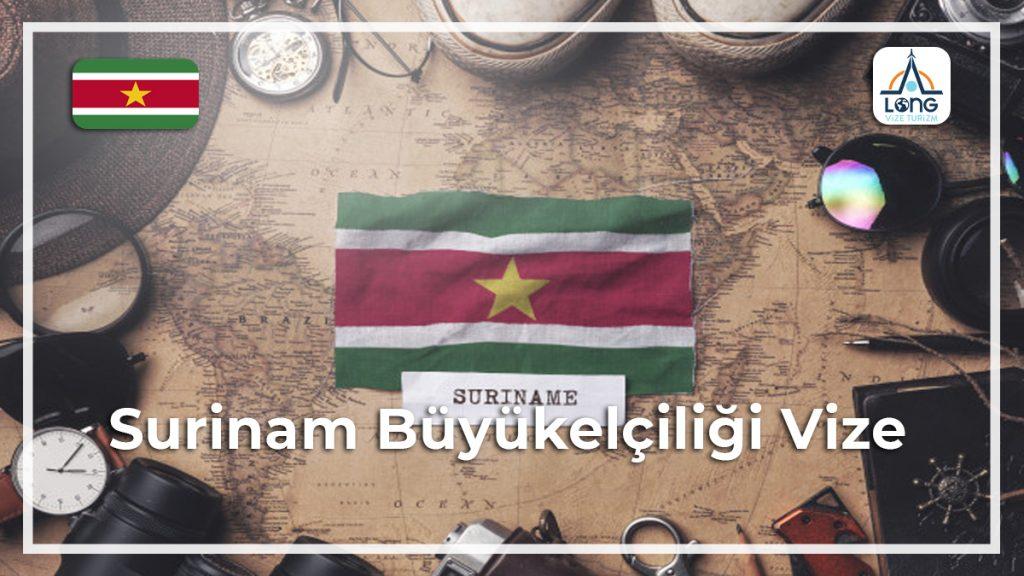 Büyükelçiliği Vize Surinam
