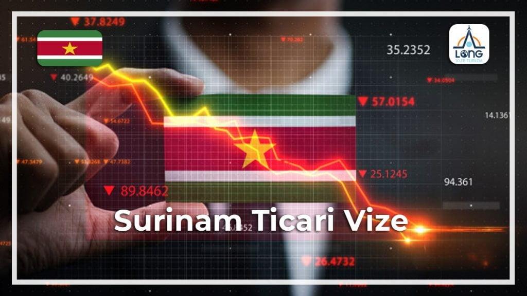 Ticari Vize Surinam
