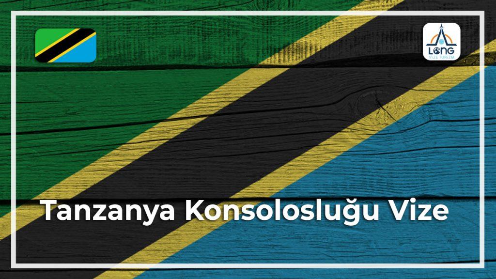 Konsolosluğu Vize Tanzanya