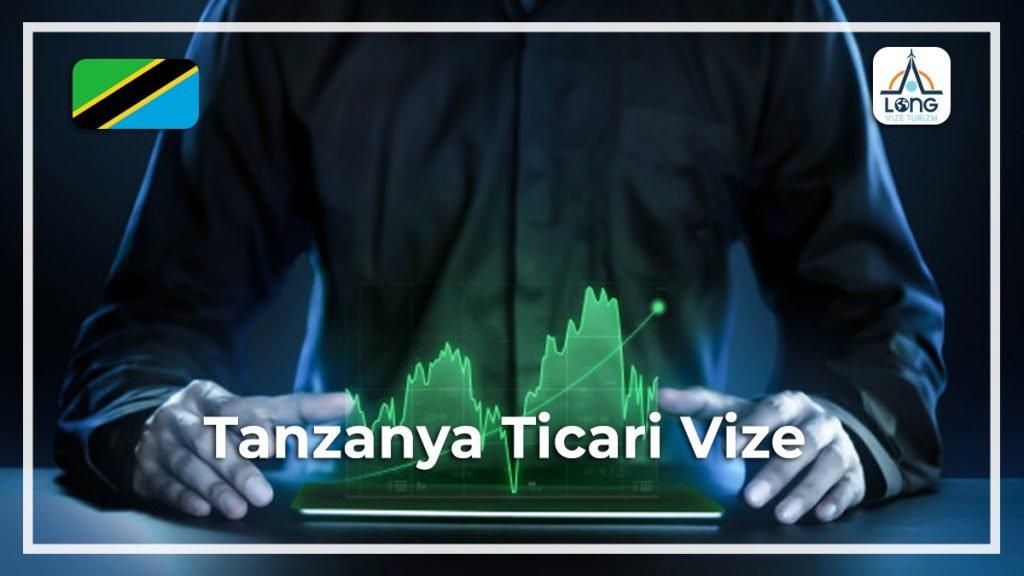 Ticari Vize Tanzanya