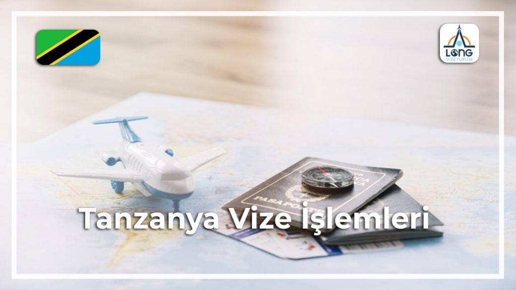 İşlemleri Vize Tanzanya