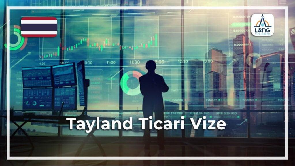 Ticari Vize Tayland