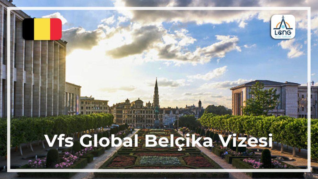 Belçika Vizesi Vfs Global