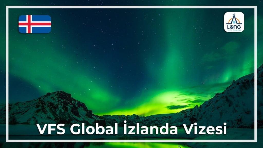 VFS Global Vizesi İzlanda