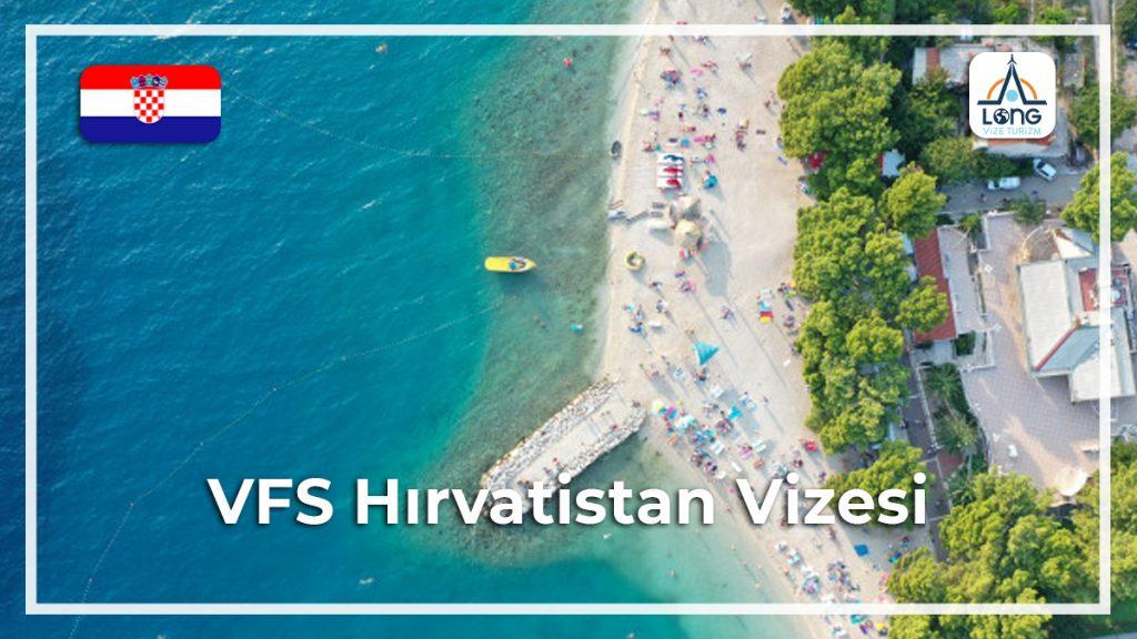Hırvatistan Vizesi Vfs