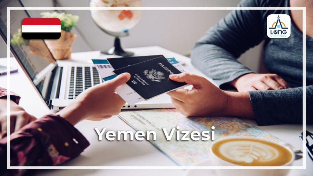 Vizesi Yemen