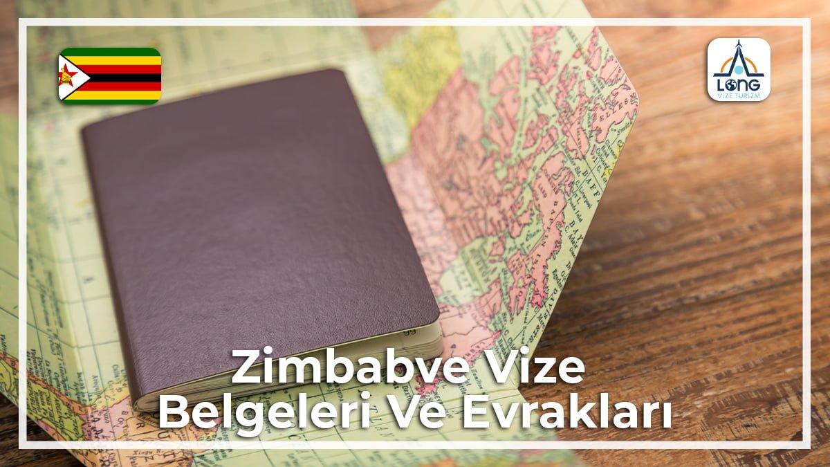 Zimbabve Vizesi İçin Gerekli Belgeler Ve Evraklar