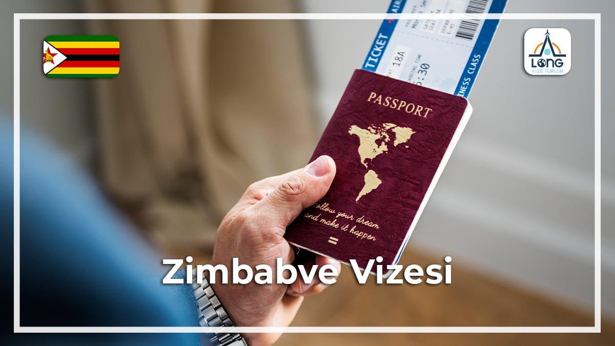 Zimbabve Vize Başvuru Şartları