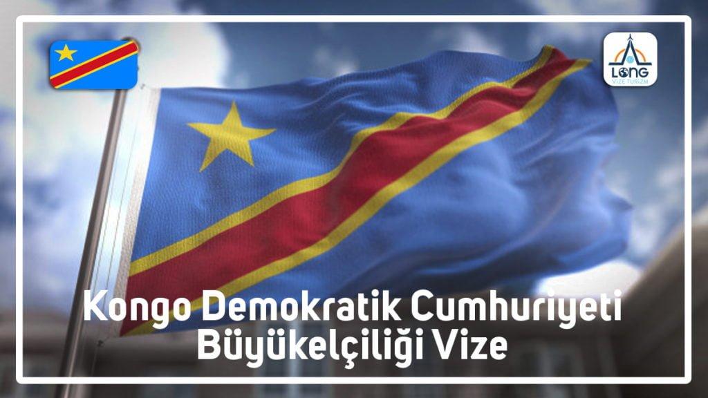 Büyükelçiliği Vize Kongo Demokratik Cumhuriyeti