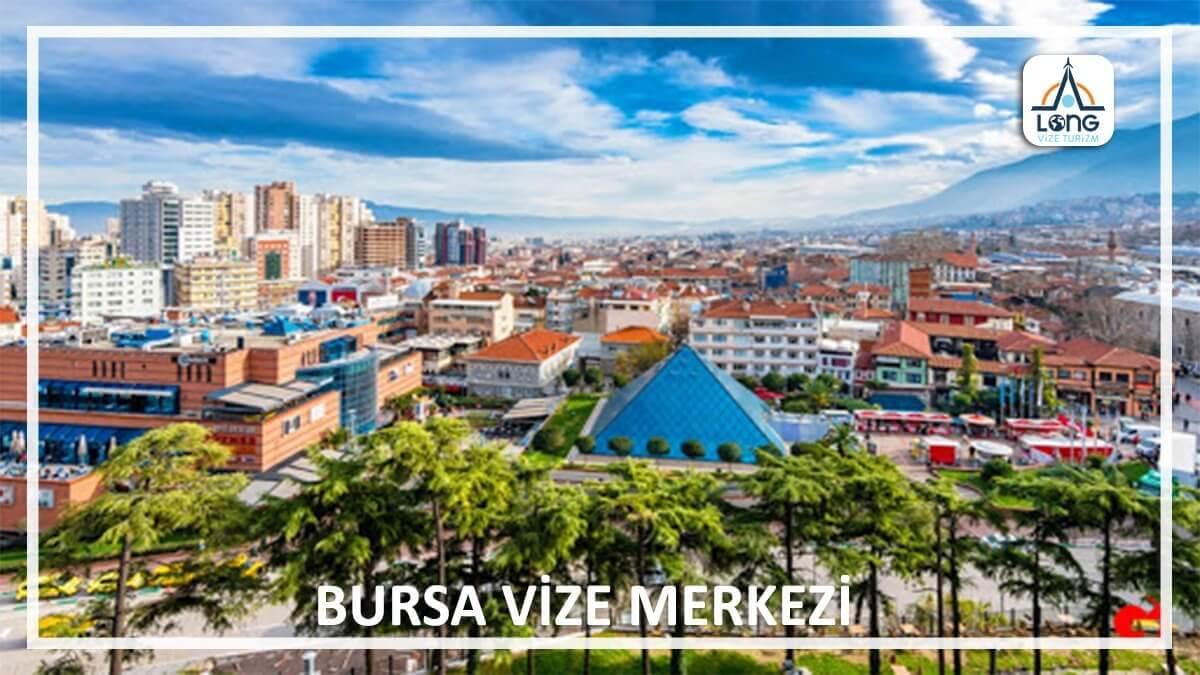 Bursa Vize Merkezi