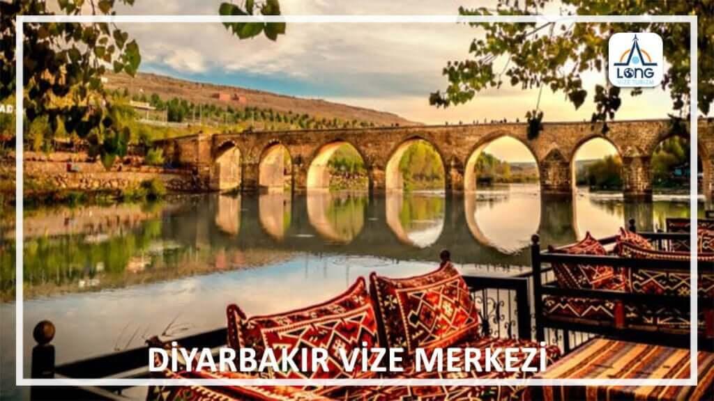 Vize Merkezi Diyarbakır