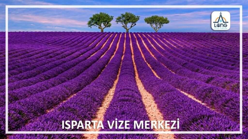 Vize Merkezi Isparta