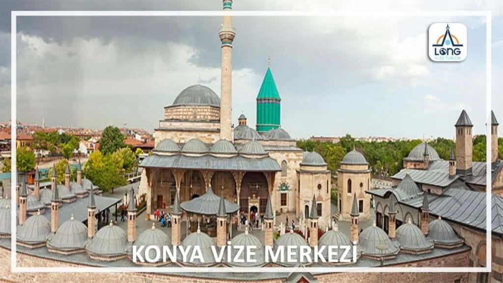 Vize Merkezi Konya